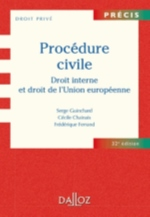 PROCEDURE CIVILE  32ED  PRECIS